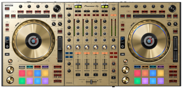 Pioneer DDJ-SZ-N Gold Limited Edition