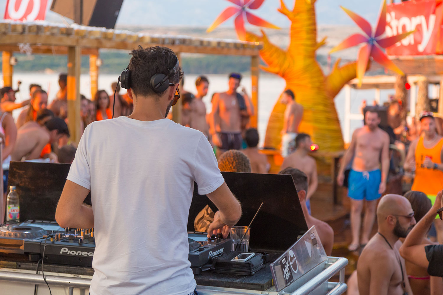 How a Pool Party Put One DJ's Business Under Water